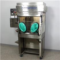 Used: Germfree LFGI-3USP Glove Box Isolation Chamber with Gloves & Warranty