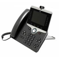 Cisco CP-8845-K9 8845 5 Line VoIP 5inch LCD Video Phone 2 Port 10/100/1000