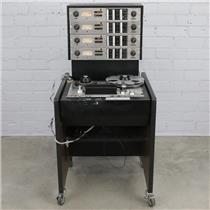 "Ampex AG-440C 1/2"" 4-Track Analog Tape Machine #40356"