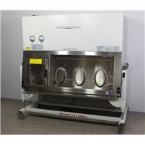 Used: Baker SS600 SterilSHIELD Positive Pressure Biological Safety Cabinet Glove box