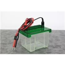 Used: Bio-Rad Mini Trans-Blot Cell Electrode Case and Lid with Cables w/90-Day Warranty