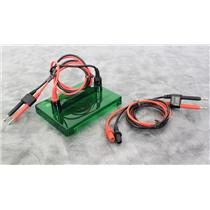 Used: Bio-Rad Mini Trans-Blot Cell Electrode Lid with Cables w/90-Day Warranty