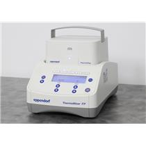 Used: Eppendorf ThermoMixer FP 5385 for Closed Tubes Microplates Deepwell w/ Lid