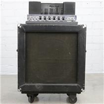1966 Ampeg B-15-N Portaflex 1X15 Flip Top Combo Bass Guitar Amplifier #40396