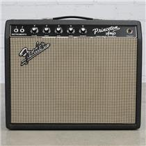 1965 Fender Princeton Blackface AA964 Tube Combo Guitar Amplifier Amp #40405