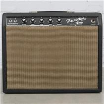1964 Fender Princeton Blackface AA964 Tube Combo Amplifier Amp #40406
