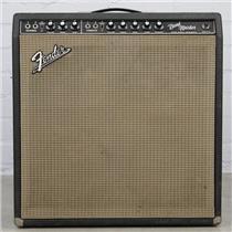 1967 Fender Band-Master Concert 4x10 Tube Guitar Combo Amplifier AB763 #40413