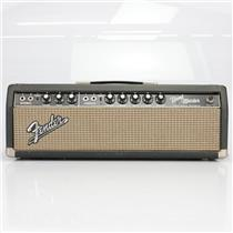 1965 Fender Bandmaster AB763 Blackface Tube Amp Head #40457