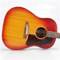 1961 Gibson J-45 Cherry Sunburst Acoustic Guitar #40179