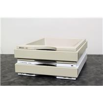Used: Agilent 1100 HPLC Series G1322A Degasser and HP Tray with 90-Day Warranty