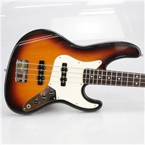 1993 Fender Jazz USA Tobacco Burst Electric Bass Guitar w/ Case #40525