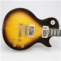 1981 Gibson Les Paul Standard Electric Guitar Tobacco Sunburst w/ Case #40511