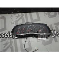 1999 - 2002 FORD 7.3 DIESEL AUTO GAUGE INSTRUMENT CLUSTER *PARTS ONLY* OEM