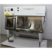 Used: Baker CS600 ChemoSHIELD Negative Pressure Biological Safety Cabinet Glove box