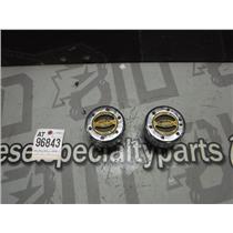 2005 - 2007 FORD F350 4X4 4WD WARN PREMIUM HUBS LOCKING DIESEL GAS OEM