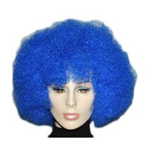 Deluxe Royal Blue Afro Wig by Lacey