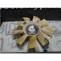 2005 - 2007 FORD 6.0 DIESEL ENGINE CLUTCH FAN COOLING OEM
