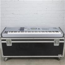 Yamaha Motif ES8 Keyboard w/ Case & FC-7 Expression Sustain Pedals #40686