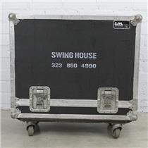 LM Cases Guitar Combo 2x12 Amp Amplifier Road Tour Case #40756