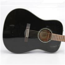 Fender DG83 Pack BLK Acoustic Guitar w/ Fender Hard Case #40774