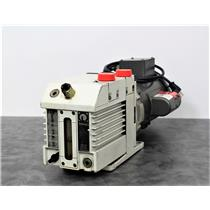 Parts or Repair: Leybold Trivac D8B Dual Stage Rotary Vacuum Pump Working for Parts or Repair