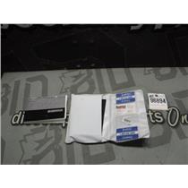 2003 GMC SILVERADO DURAMAX DIESEL OWNERS MANUAL OEM