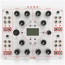 Flame 4VOX Quad Polyphonic Wavetable VCO Eurorack Module #41026