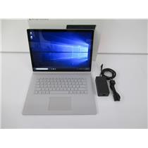 "Microsoft KEP-00001 Surface Book 2 -15""- Core i7-8650U 16GB 512GB SSD W10P-*READ"