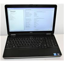 "15.4"" FHD Dell Latitude E6540 Core i7 4th 12GB 160GB SSD Dual AMD Intel Graphics"