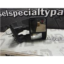 2008 - 2010 FORD F250 F350 LARIAT MIRROR PASSENGER - FOR PARTS ONLY***