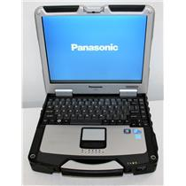 "13"" Panasonic ToughBook CF-31 MK1 Core i5 4GB 500GB Touch WiFi BT WWAN GOBI 2000"