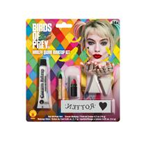 Birds Of Prey Harley Quinn Costume Makeup Kit