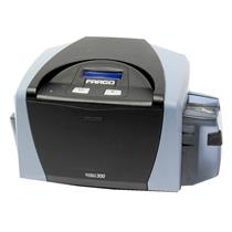 Fargo DTC300 044000 Single Side Mag Stripe Encoder ID Card Thermal Printer USB