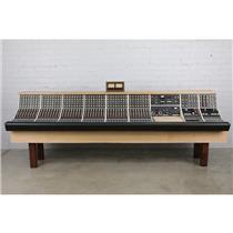 Calrec J-Series 48 Ch BBC Class A Recording Console PQ15S Mic Pre EQ #41434
