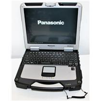 Panasonic ToughBook CF-31 MK5 Intel i5 5th 100GB 8GB WiFi GPS WWAN Webcam READ !