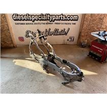 2001 HONDA GOLDWING GL 1800 FRAME ASSEMBLY SWING ARM EB444 SALVAGE TITLE VIN