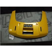 2001 HONDA GOLDWING GL1800 LOWER TRUNK COVER (YELLOW) OEM STORAGE REAR