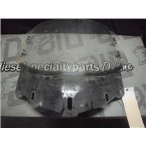 2001 HONDA GOLDWING GL1800 OEM WINDSHIELD WINDOW SIDE COVERS CHROME