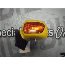 2001 HONDA GOLDWING GL1800 LEFT DRIVERS SIDE MIRROR YELLOW SIGNAL