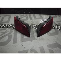 2001 HONDA GOLDWING GL1800 TRUNK TAIL LIGHTS LEFT AND RIGHT OEM
