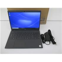 """Dell J4X67 Latitude 3510 -15.6""""- Core i7 10510U 8GB 256GB NVMe W10P"""