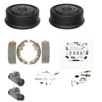 Brake Drum shoe cylinders spring kit fit 1990-2000 Jeep Cherokee Wrangler 9 INCH