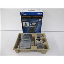 Brother PT-H300LI Rechargeable Handheld Labeler - NEW, OPEN BOX