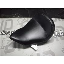 2014 VICTORY HIGHBALL OEM BLACK LEATHER DRIVERS SEAT ORIGINAL EQUIP EXC SHAPE