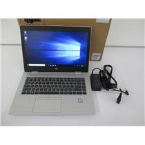 """HP 7HV85UT#ABA ProBook 640 G5 14"""" Laptop Core i5-8365U 8GB 256GB W10P w/WARR"""
