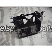 2014 VICTORY HIGHBALL OEM BATTERY TRAY 106 ENGINE MOUNT BLACK