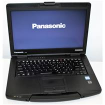 "14"" WXGA Panasonic ToughBook CF-54 MK2 Intel i7 6th 16GB 256GB SSD WiFi BT <2kHr"