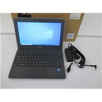"""HP 5VR92UT#ABA Stream Pro 11 G5 - 11.6"""" - Celeron N4000 4GB 64GB eMMC w/WARRANTY"""