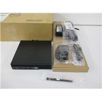 Dell 76DXY OptiPlex 3070 MFF Desktop i5-9500T 8GB 128GB NVMe W10P w/WARRANTY