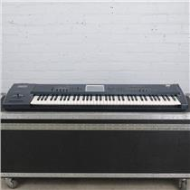 Korg Triton Extreme 76 Workstation / Sampler Keyboard w/ A&S Road Case #41609